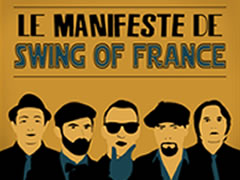 SwingOfFrance - La contre-attaque du jazz muzette